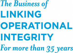 The Business of LINKING OPERATIONAL INTEGRITY For more than 35 years
